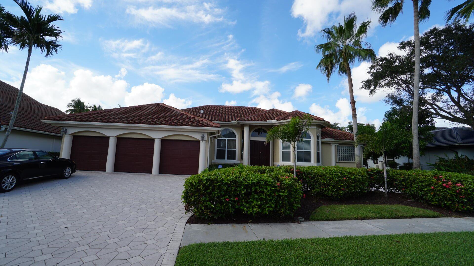 6695 Newport Lake Circle, Boca Raton, FL 33496 - MLS#: RX-10738356