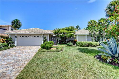 Photo of 16716 Ironwood Drive, Delray Beach, FL 33445 (MLS # RX-10446357)