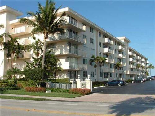 Photo of 630 Ocean Drive #204, Juno Beach, FL 33408 (MLS # RX-10588357)