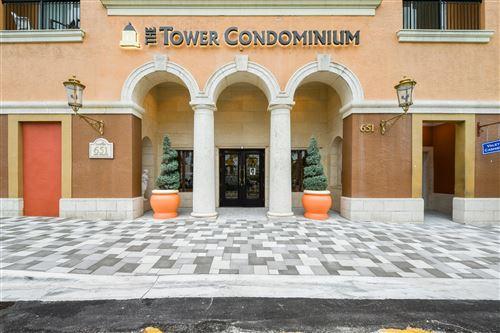 Foto de inmueble con direccion 651 Okeechobee Boulevard #207 West Palm Beach FL 33401 con MLS RX-10664357