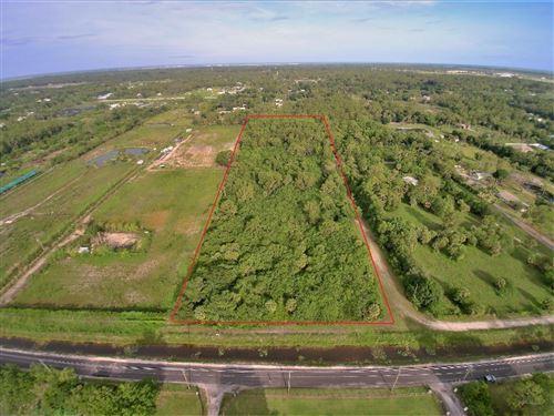 Photo of 3441 C Road, Loxahatchee Groves, FL 33470 (MLS # RX-10725357)