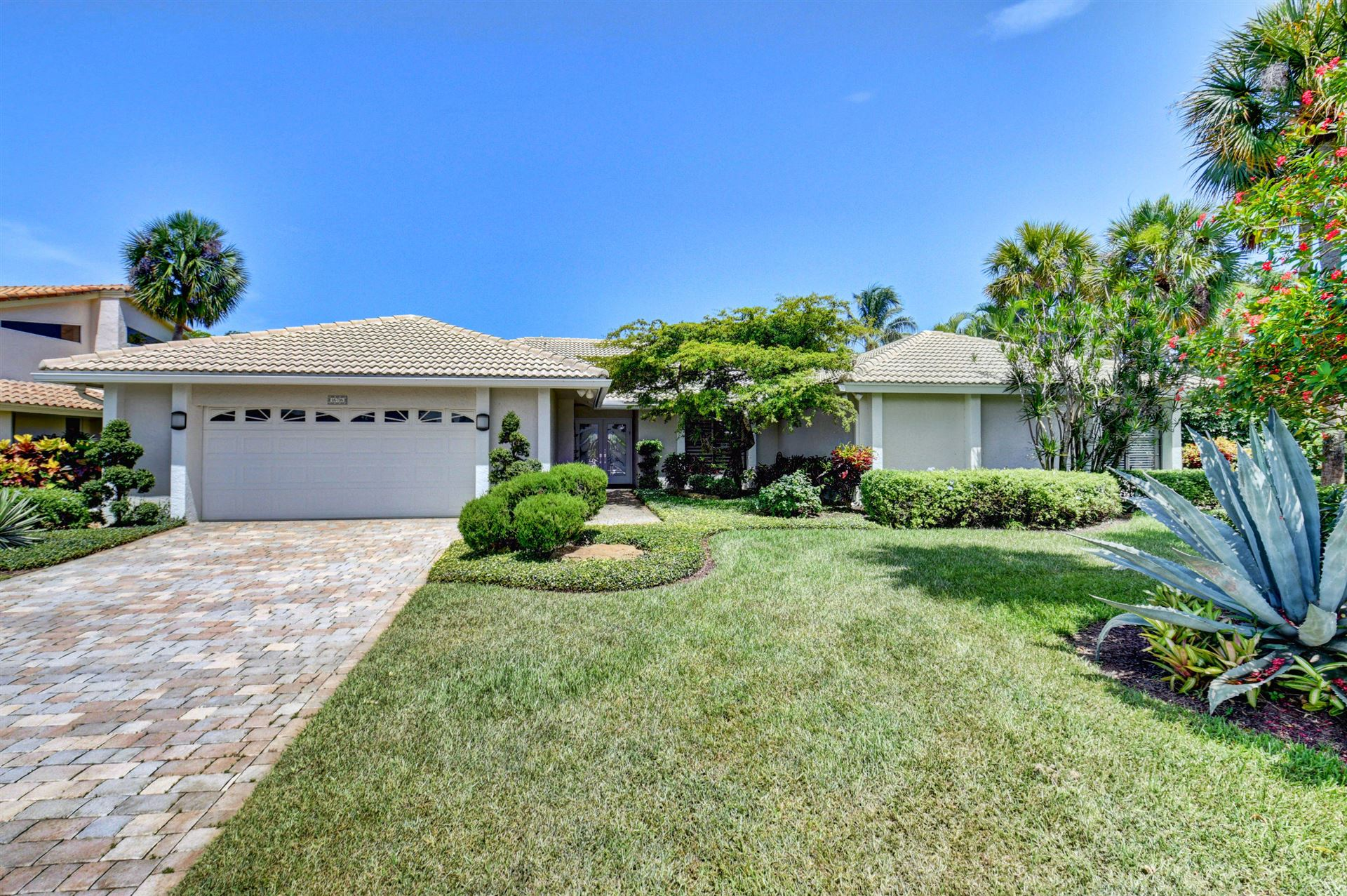 16716 Ironwood Drive, Delray Beach, FL 33445 - #: RX-10446357