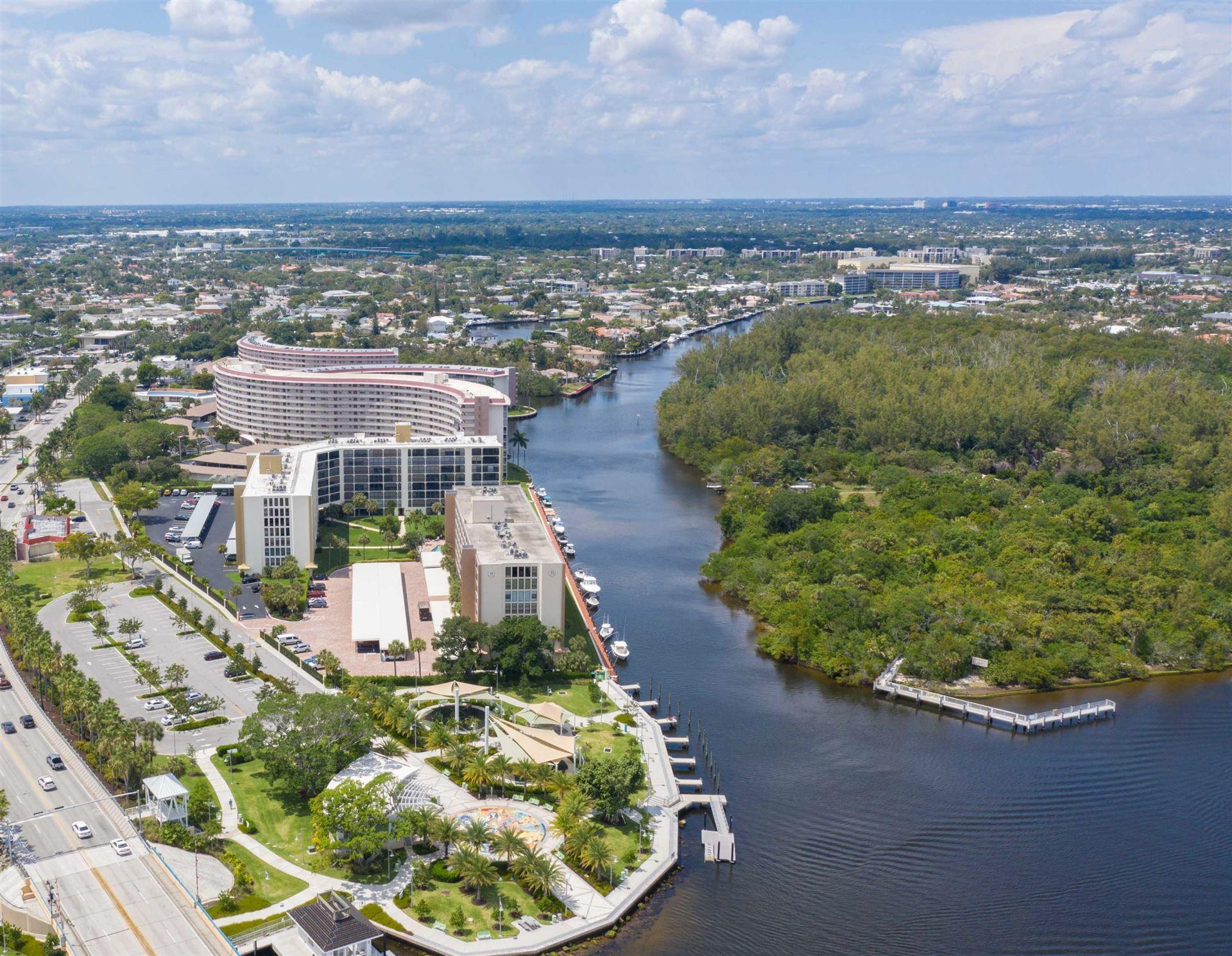 Photo of 1631 Riverview Road #705, Deerfield Beach, FL 33441 (MLS # RX-10733357)