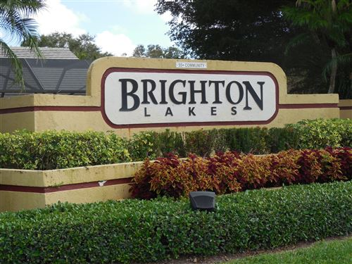 Photo of 4821 Brighton Lakes Blvd, Boynton Beach, FL 33436 (MLS # RX-10602358)