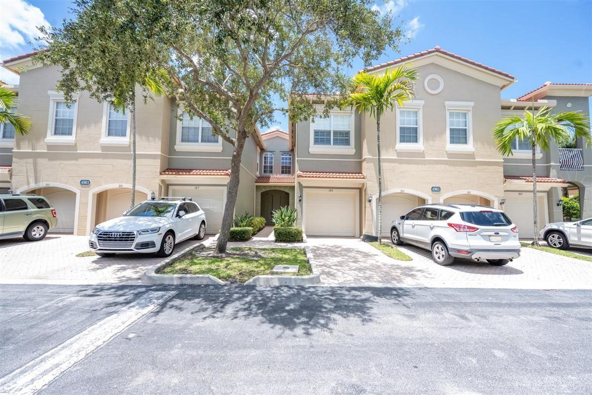 4901 Bonsai Circle #105, Palm Beach Gardens, FL 33418 - #: RX-10645358
