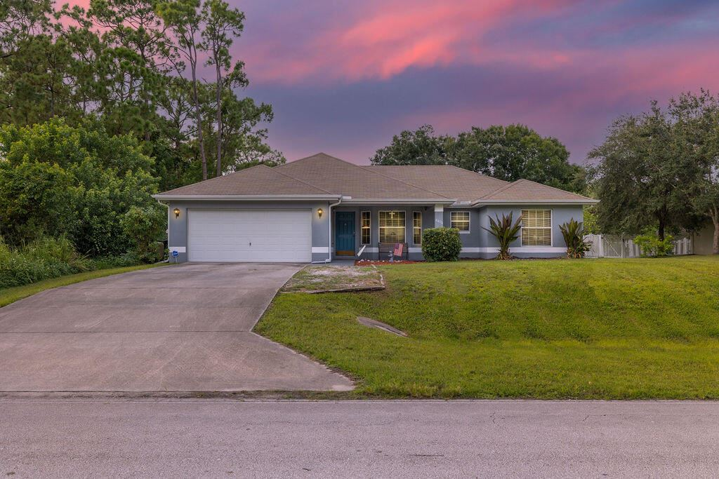 8406 Winter Garden Parkway, Fort Pierce, FL 34951 - MLS#: RX-10741358