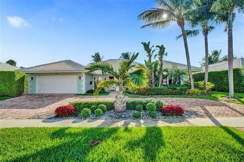 Photo of 1100 Tamarind Way, Boca Raton, FL 33486 (MLS # RX-10659359)