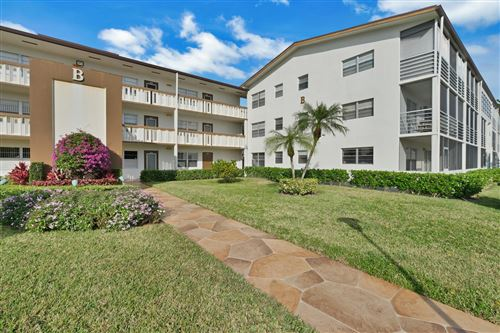 Photo of 47 Mansfield B, Boca Raton, FL 33434 (MLS # RX-10686359)
