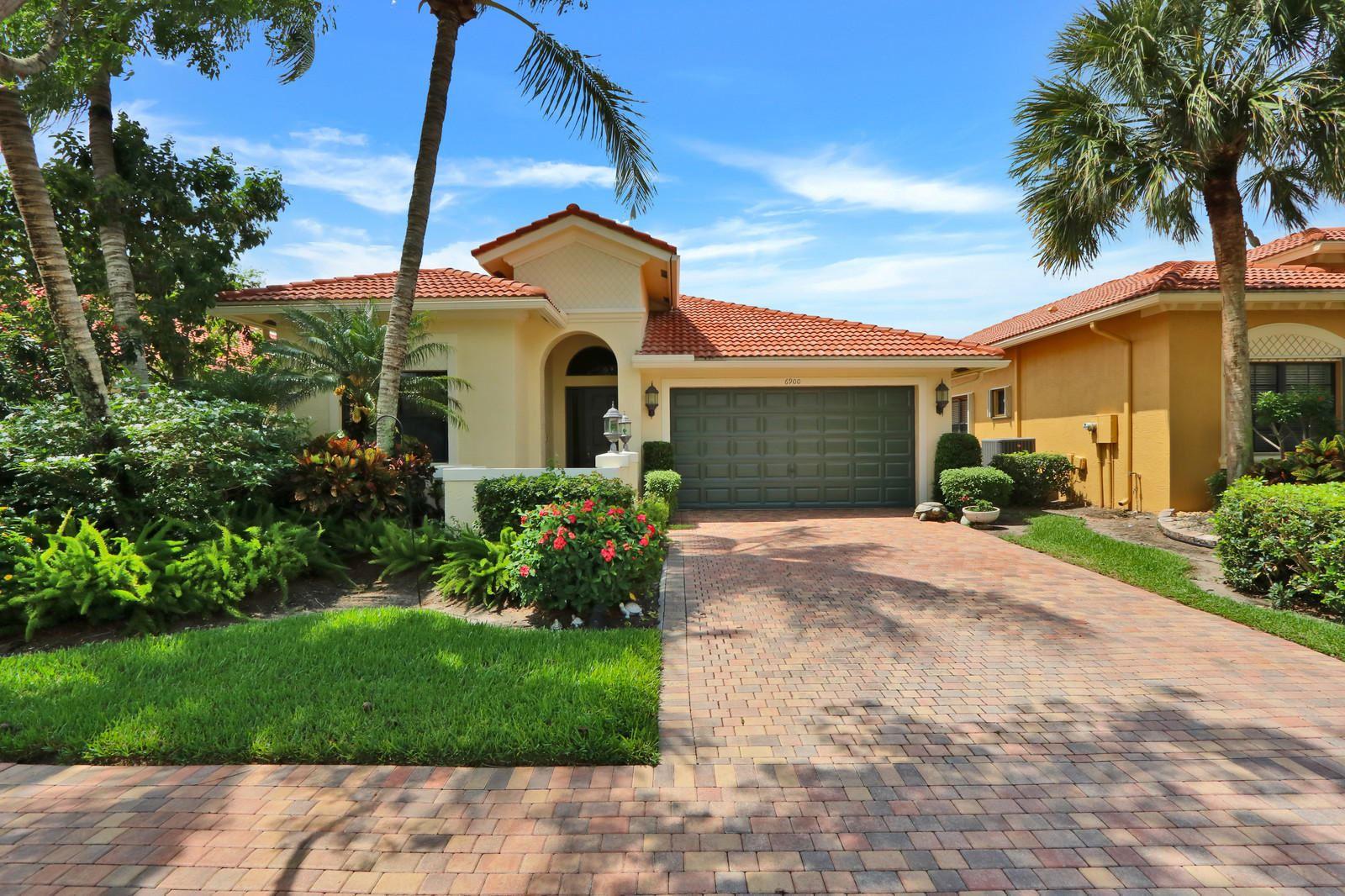 6900 Adriano Drive, Boynton Beach, FL 33437 - #: RX-10624359