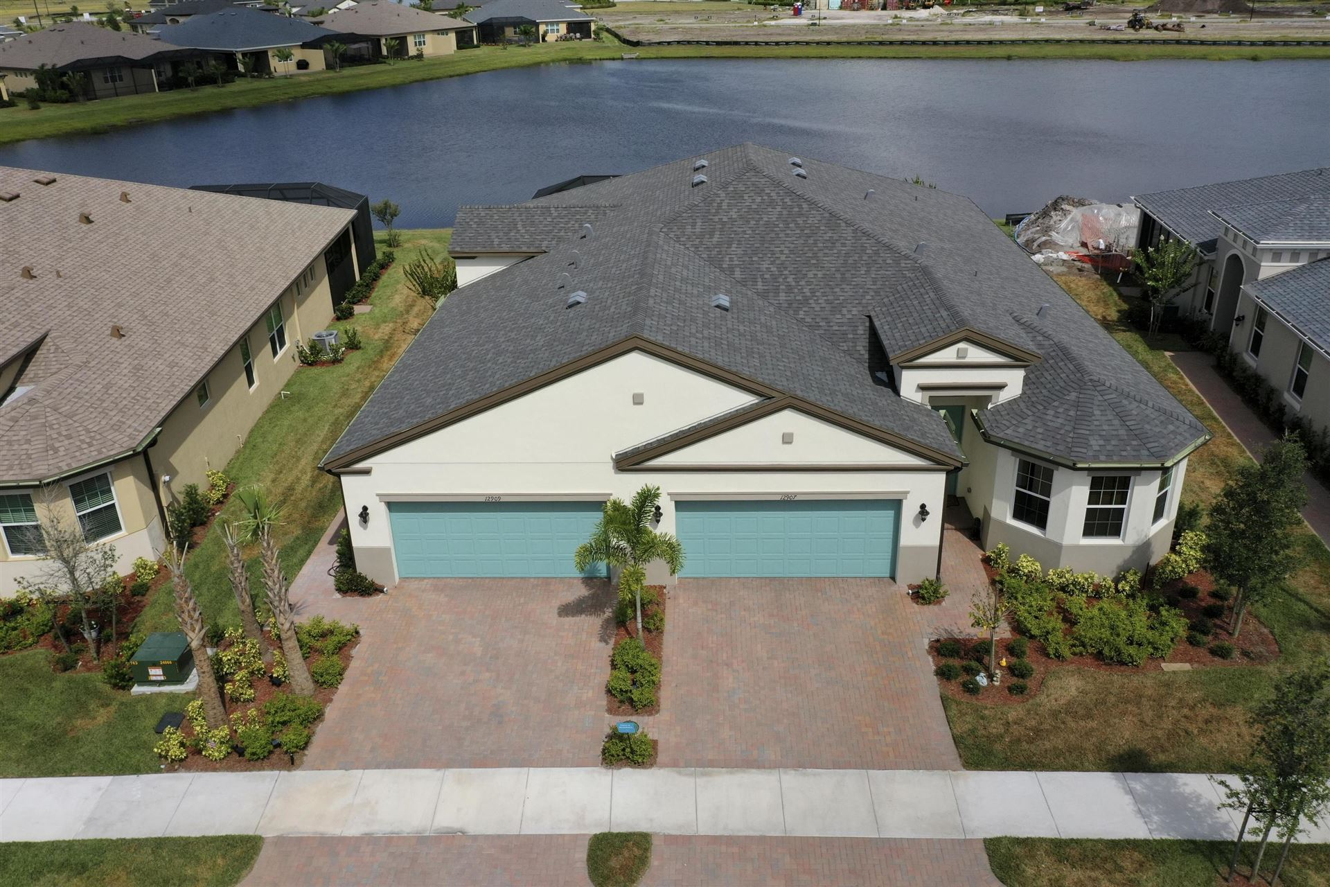 12909 SW Lake Fern Circle, Port Saint Lucie, FL 34987 - #: RX-10639359