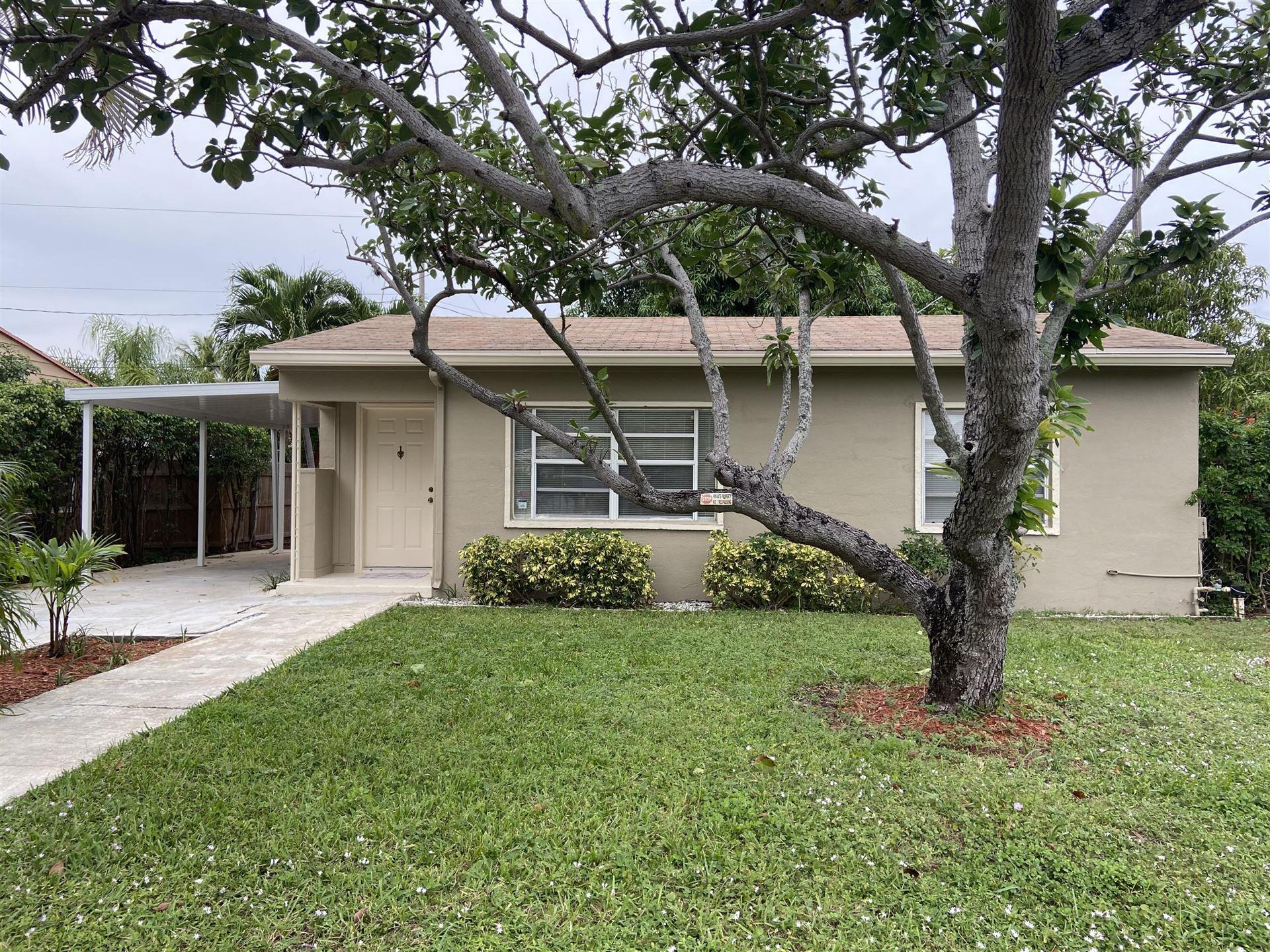 605 Fairfax Road, West Palm Beach, FL 33405 - MLS#: RX-10717359