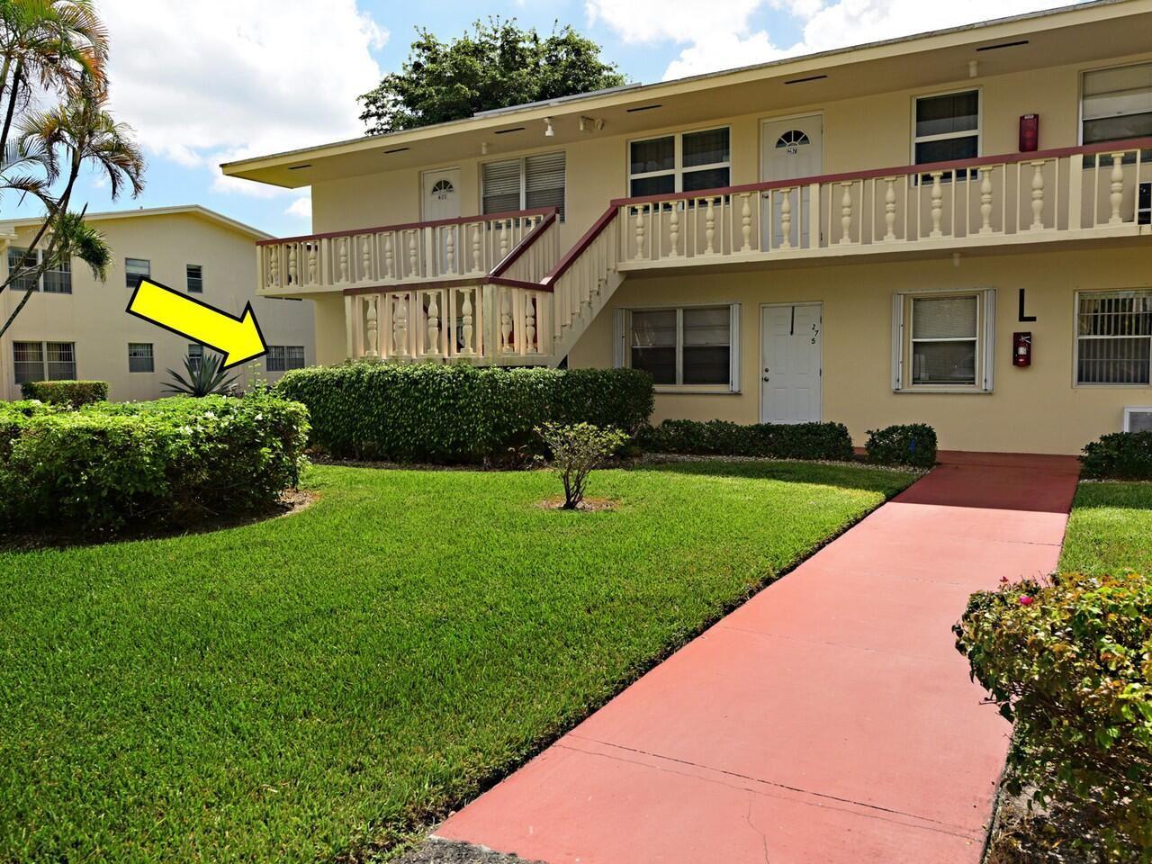 276 Coventry L, West Palm Beach, FL 33417 - MLS#: RX-10751359