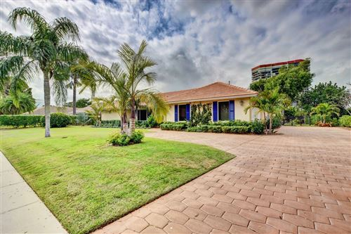 Photo of Listing MLS rx in 2001 Embassy Drive West Palm Beach FL 33401