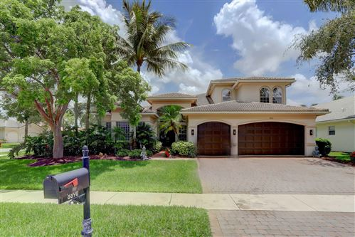 Photo of 8890 Raven Rock Court, Boynton Beach, FL 33473 (MLS # RX-10631360)