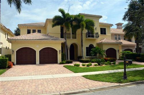 Photo of 17697 Middlebrook Way, Boca Raton, FL 33496 (MLS # RX-10638360)