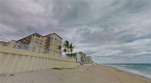 Photo of 3475 S Ocean Boulevard #7110, Palm Beach, FL 33480 (MLS # RX-10684360)