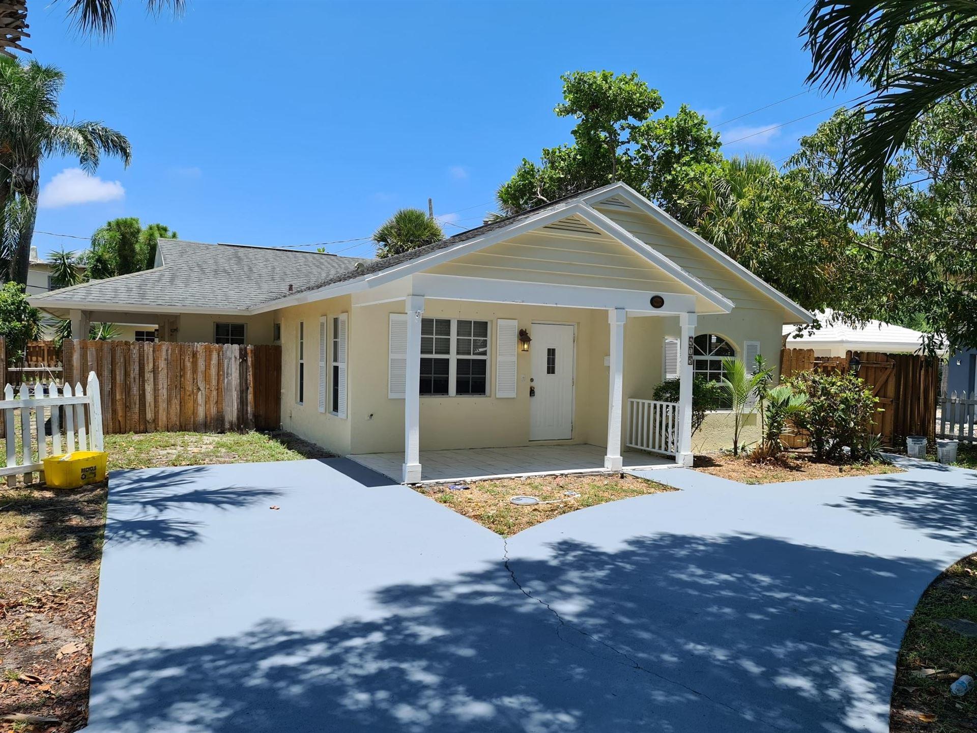 415 32nd Street, West Palm Beach, FL 33407 - #: RX-10622360