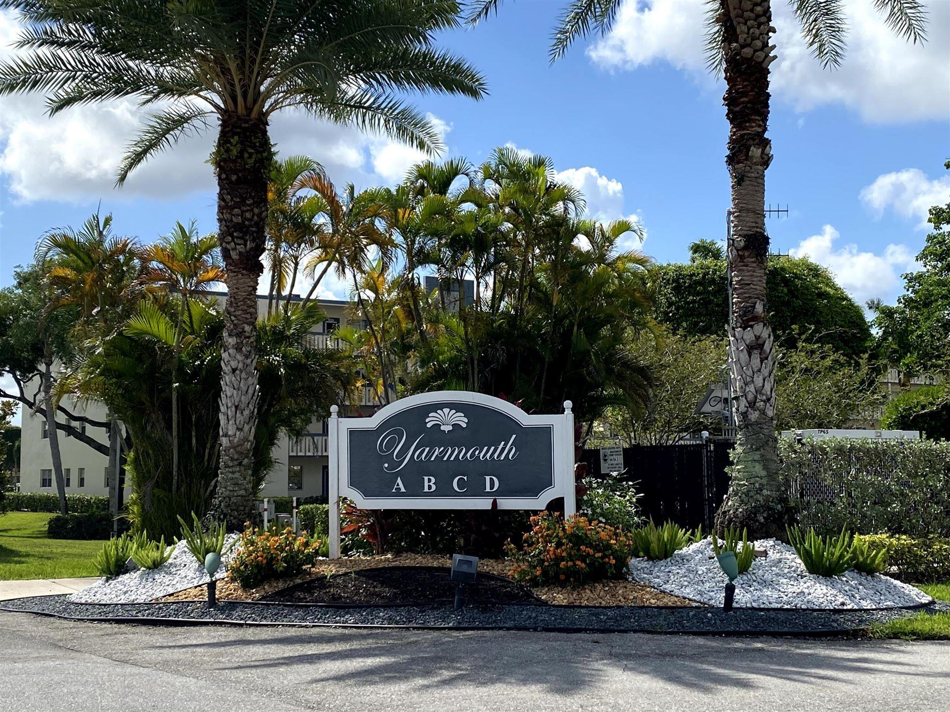 2042 Yarmouth C, Boca Raton, FL 33434 - #: RX-10724360