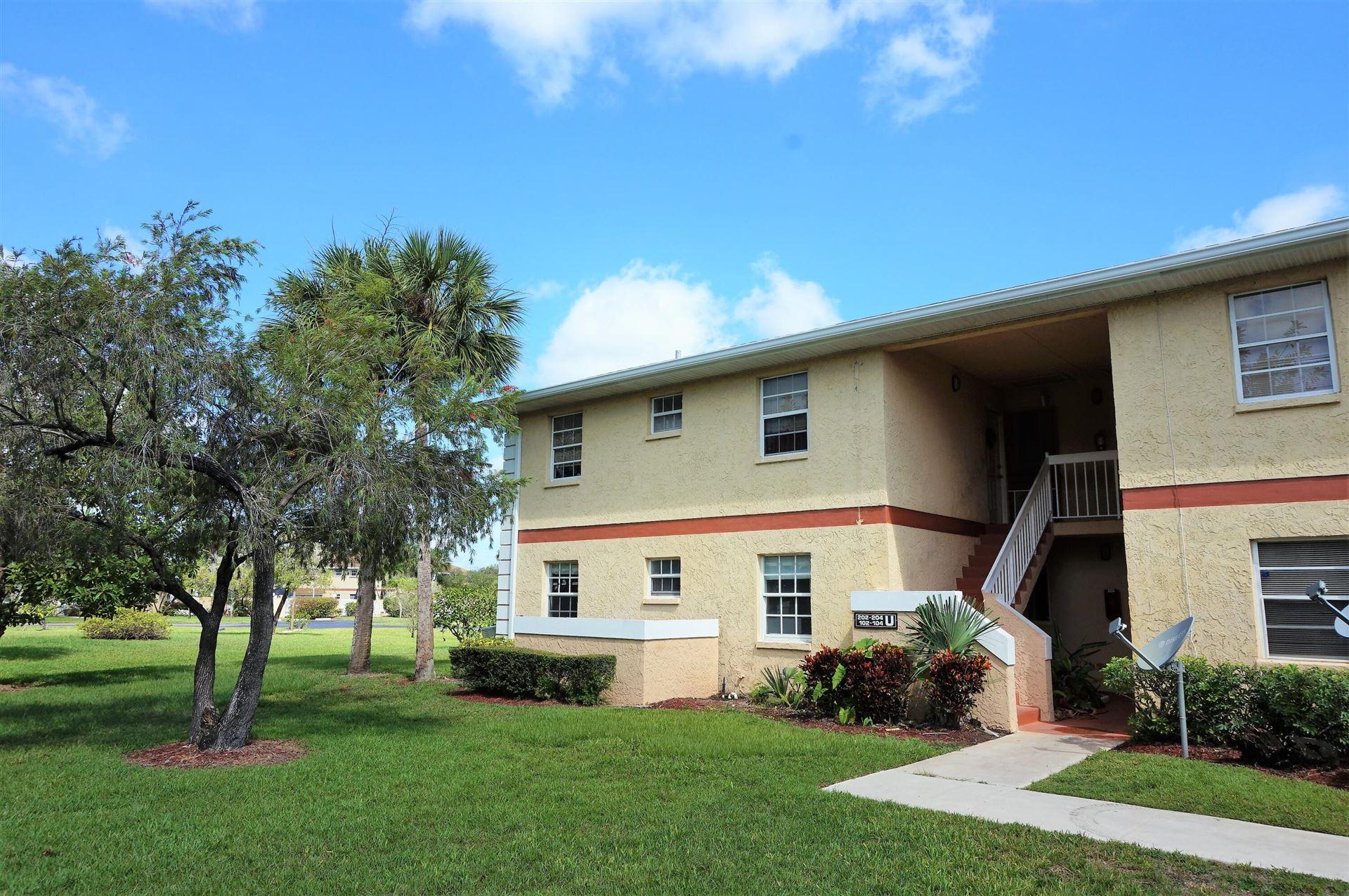 1564 SE Royal Green Circle #102, Port Saint Lucie, FL 34952 - #: RX-10725360