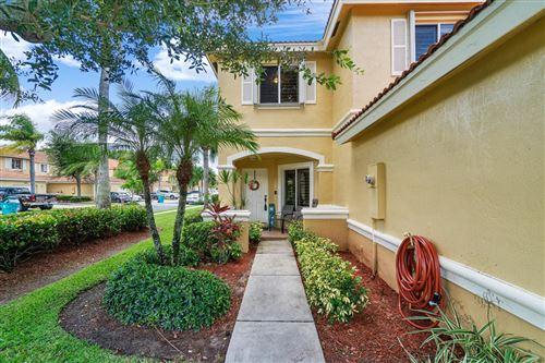 Photo of 1701 Arezzo Circle, Boynton Beach, FL 33436 (MLS # RX-10644361)