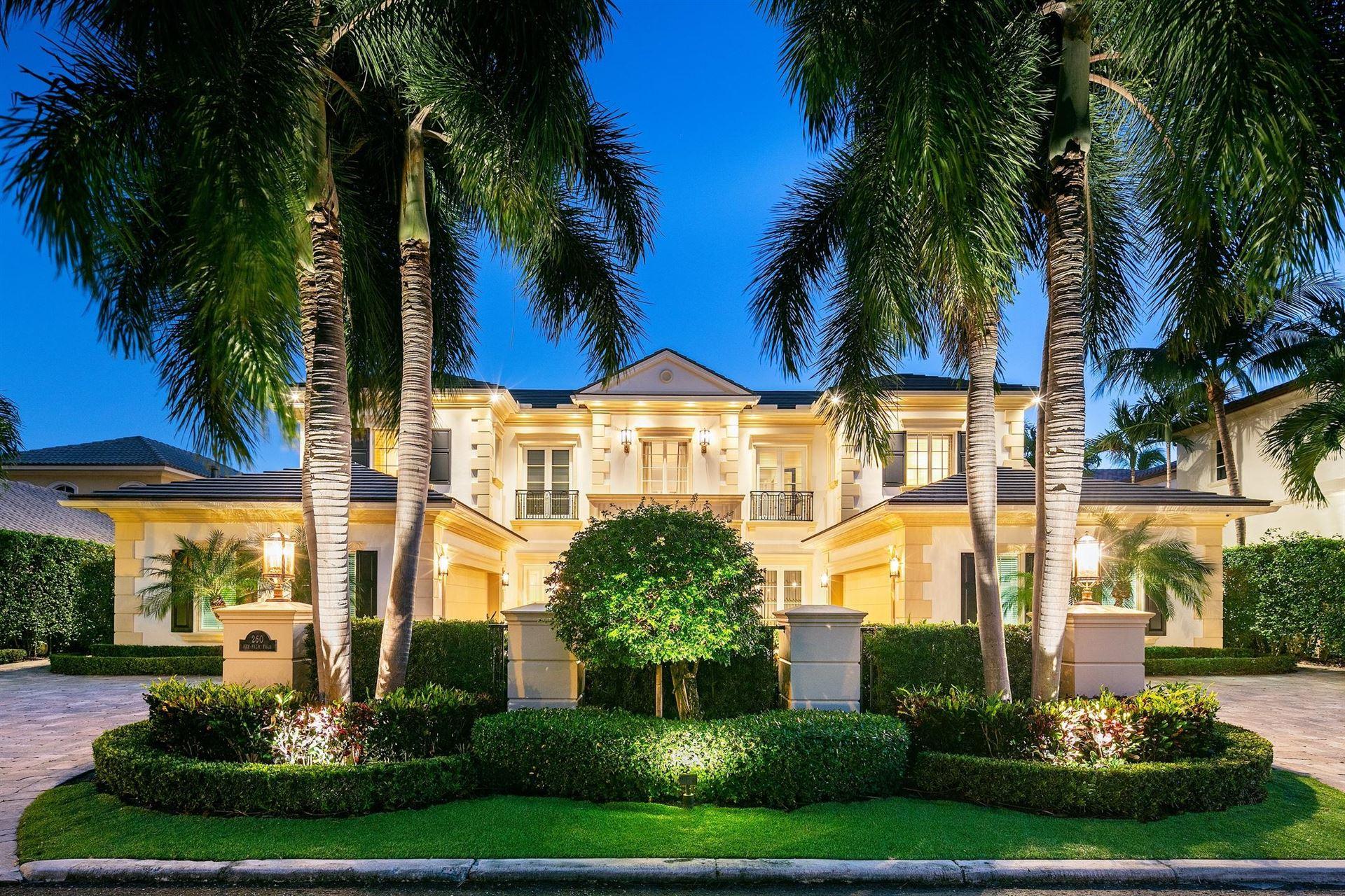 260 W Key Palm Road, Boca Raton, FL 33432 - #: RX-10603361