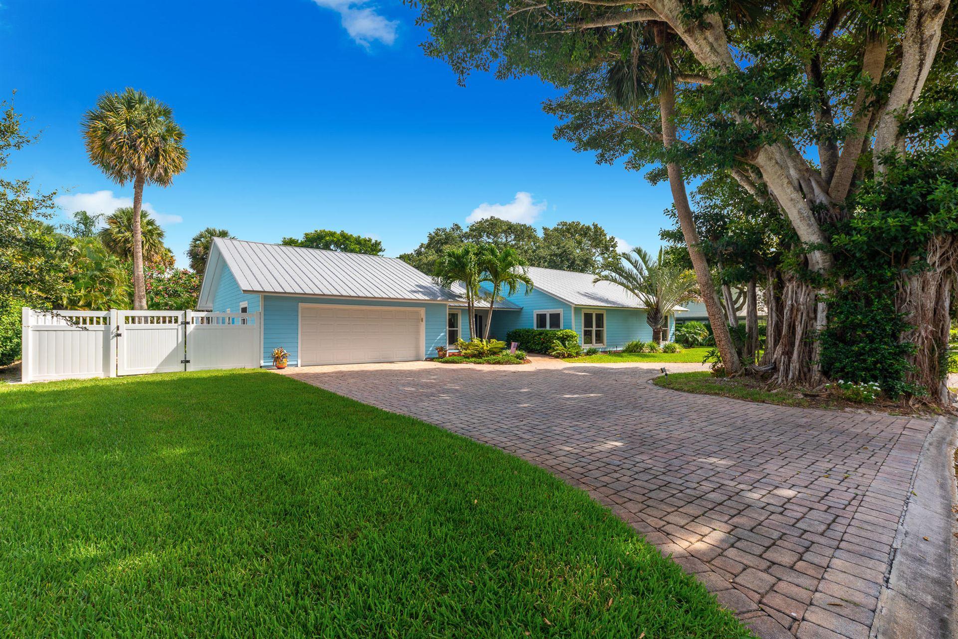 Photo of 10 Ridgeland Drive, Sewalls Point, FL 34996 (MLS # RX-10636361)