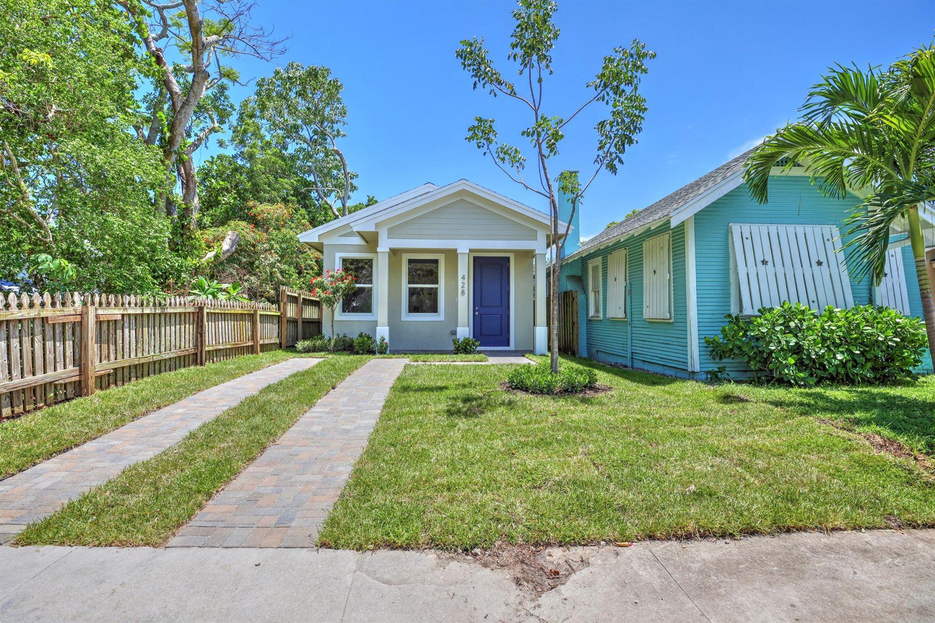 428 N D Street, Lake Worth, FL 33460 - MLS#: RX-10732361