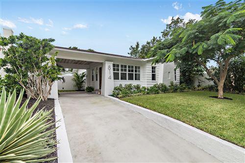 Foto de inmueble con direccion 814 Biscayne Drive West Palm Beach FL 33401 con MLS RX-10665362