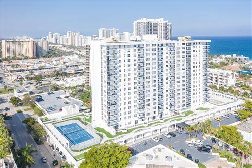 Photo of 3015 N Ocean Boulevard #3g, Fort Lauderdale, FL 33308 (MLS # RX-10736362)