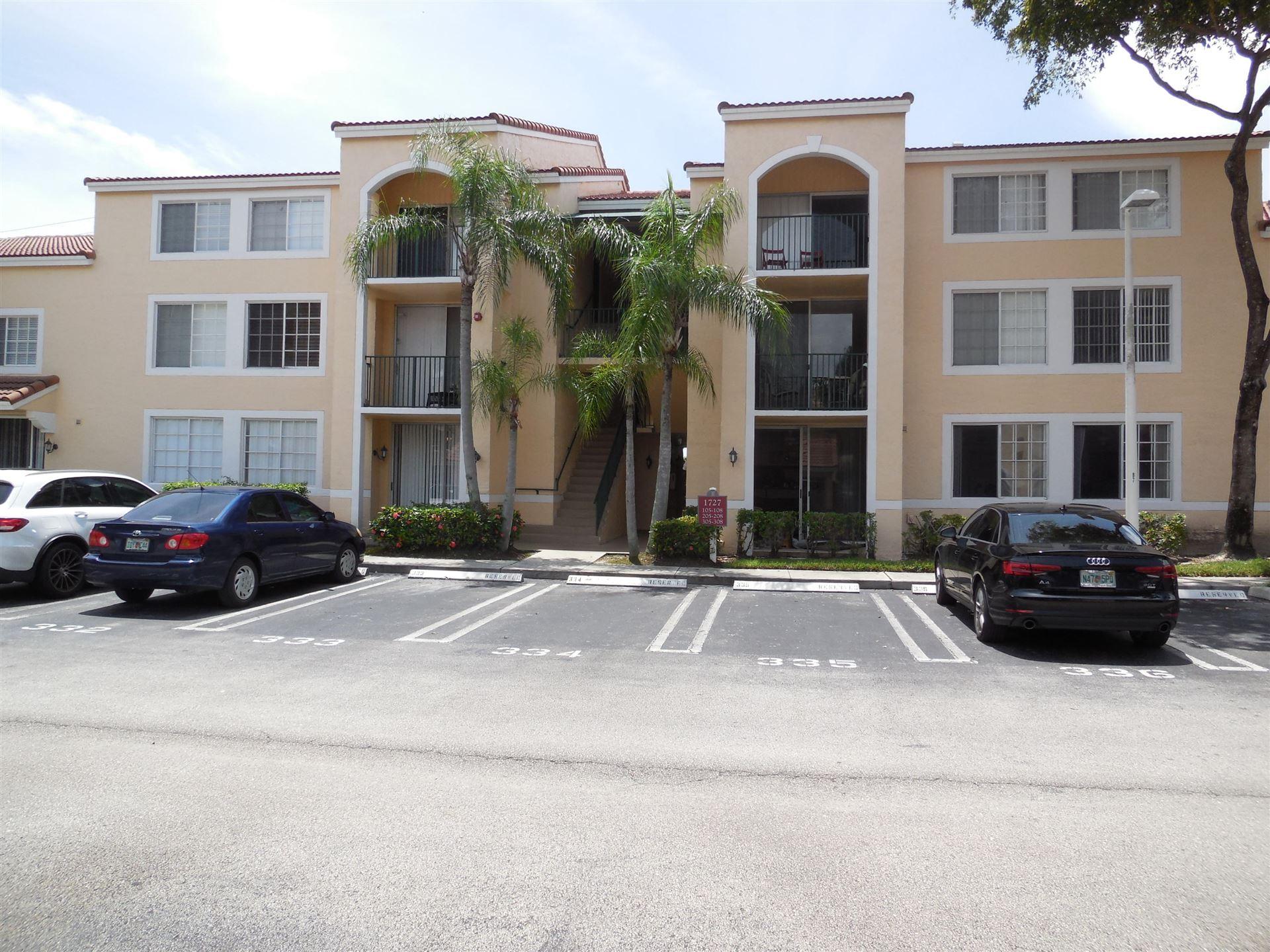 4241 San Marino Boulevard #202, West Palm Beach, FL 33409 - #: RX-10684362
