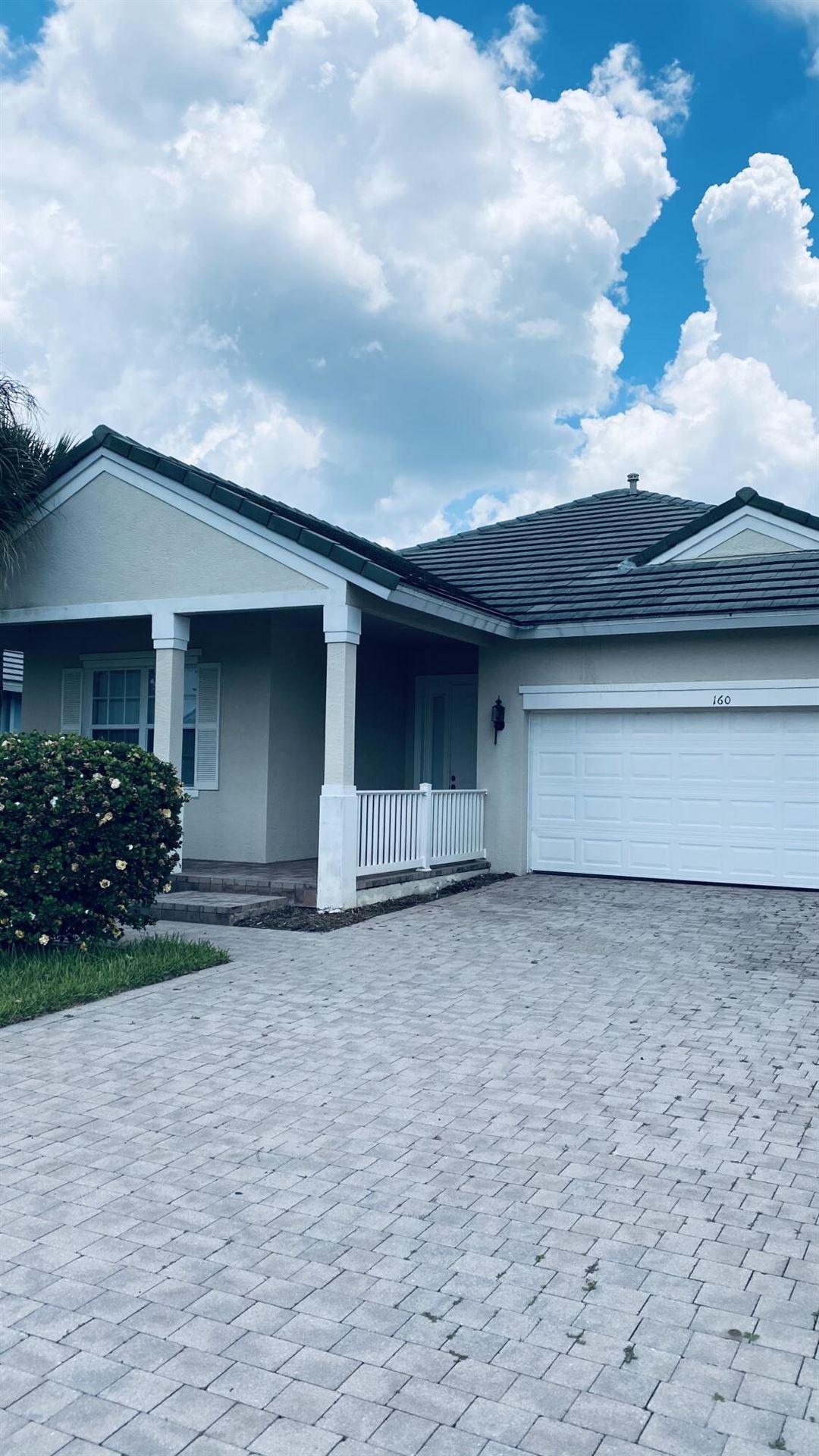 160 NW Pleasant Grove Way, Port Saint Lucie, FL 34986 - MLS#: RX-10714362