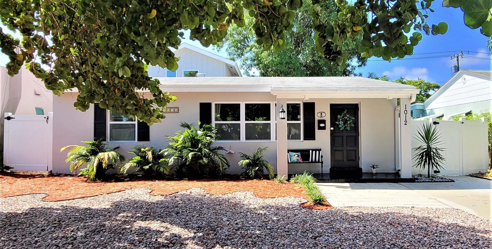 1012 Sunset Road, West Palm Beach, FL 33401 - #: RX-10744362