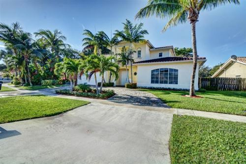 Photo of 22218 Hollyhock Trail, Boca Raton, FL 33433 (MLS # RX-10428363)
