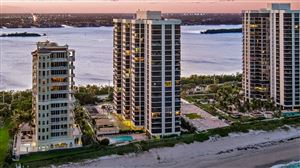 Tiny photo for 5380 N Ocean Drive #19d, Singer Island, FL 33404 (MLS # RX-10500363)