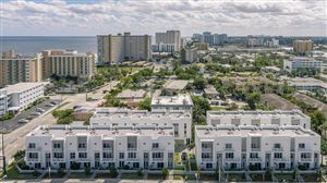 Tiny photo for 1391 N Ocean Boulevard #1391, Pompano Beach, FL 33062 (MLS # RX-10513363)