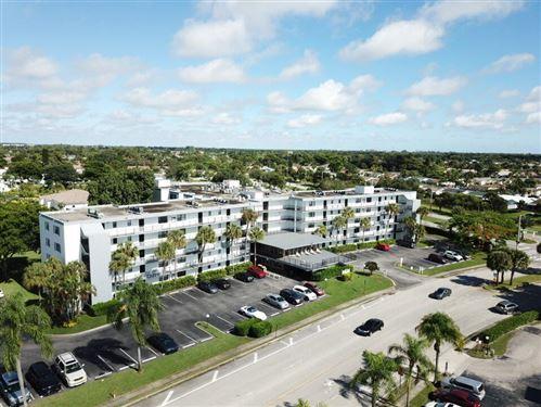 Photo of 9235 SW 8th 208 Street #208, Boca Raton, FL 33428 (MLS # RX-10754363)