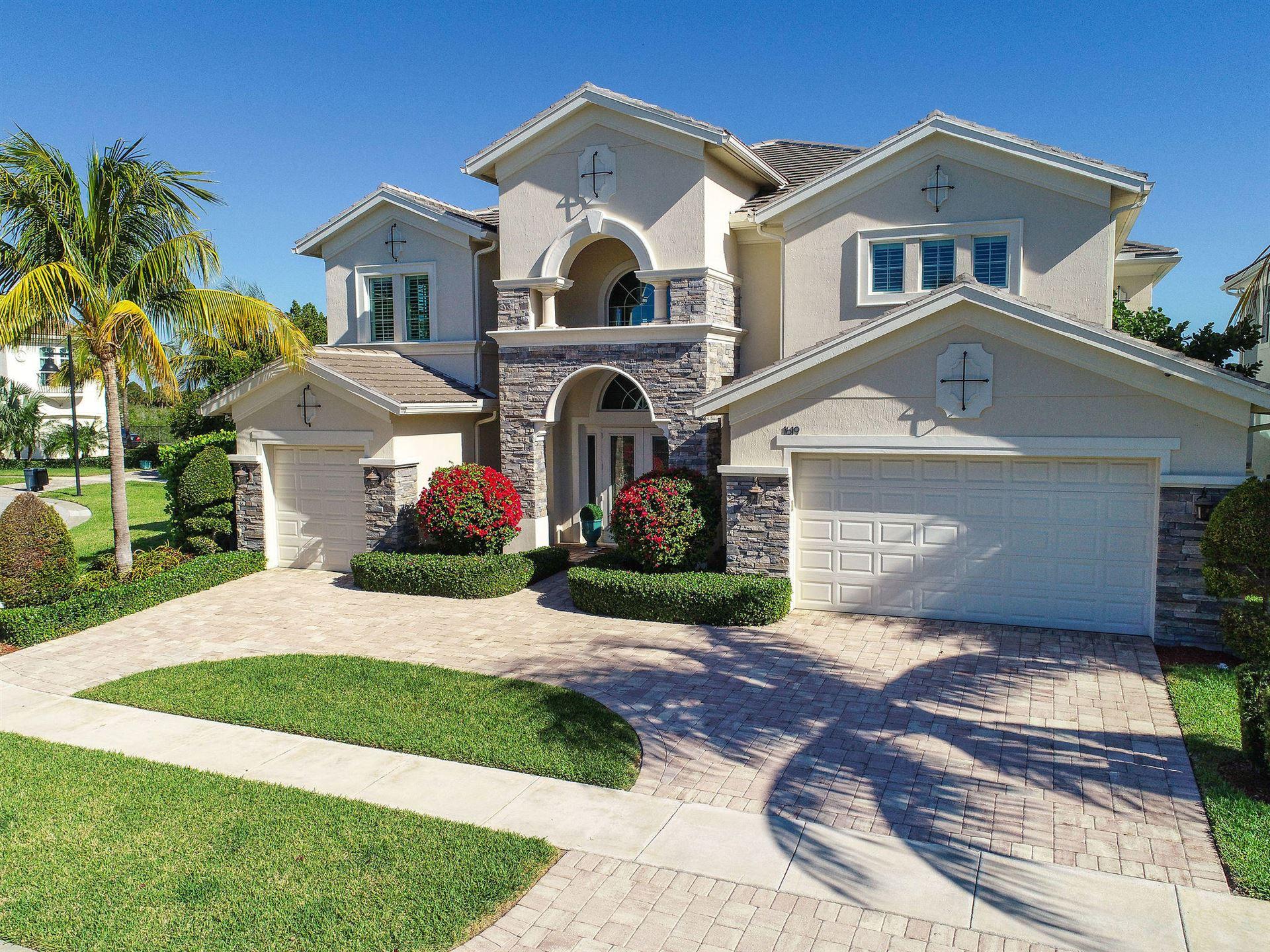 1619 E Hemingway Drive, Juno Beach, FL 33408 - #: RX-10615363