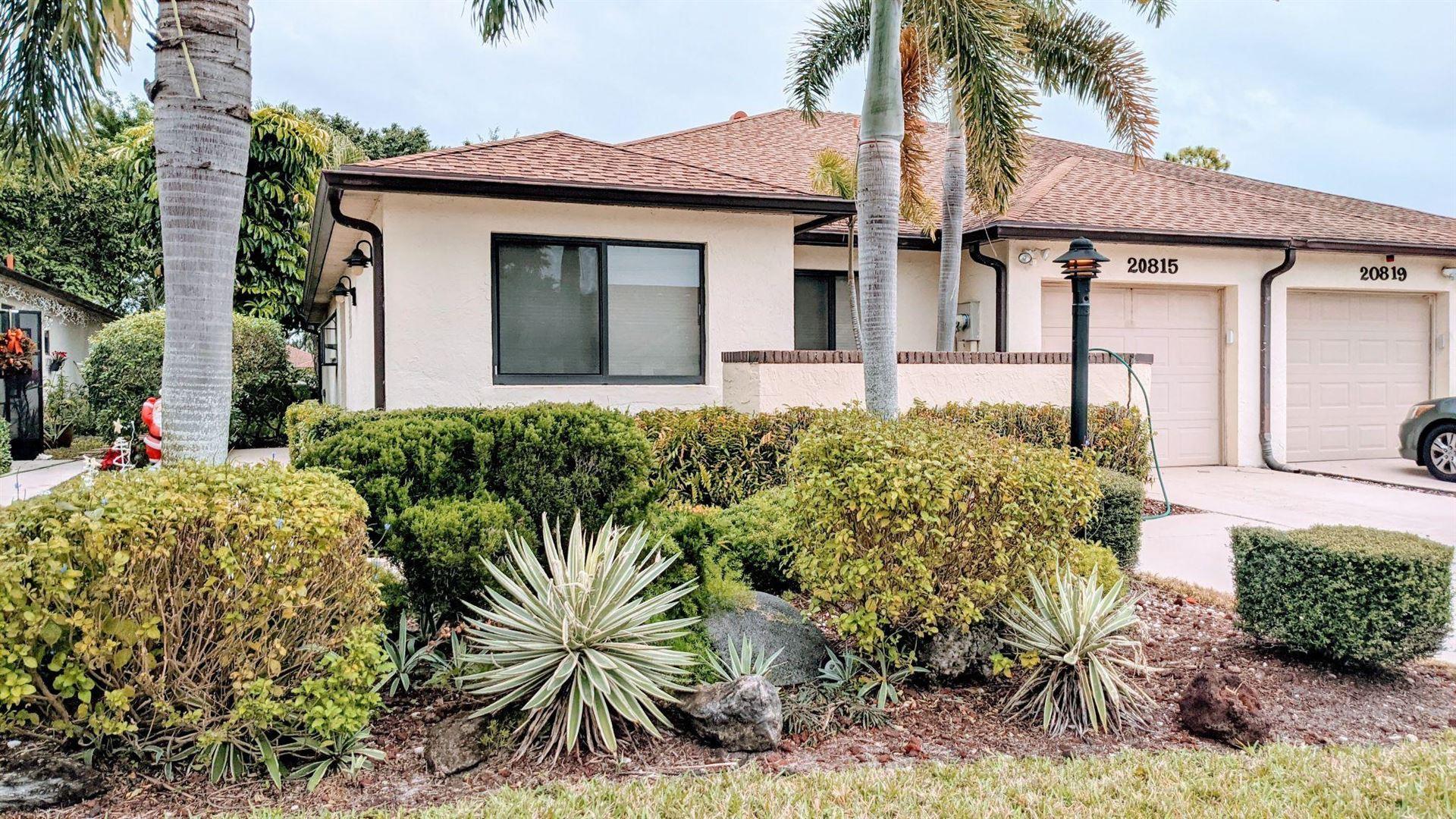 20815 Concord Green Drive W, Boca Raton, FL 33433 - #: RX-10682363
