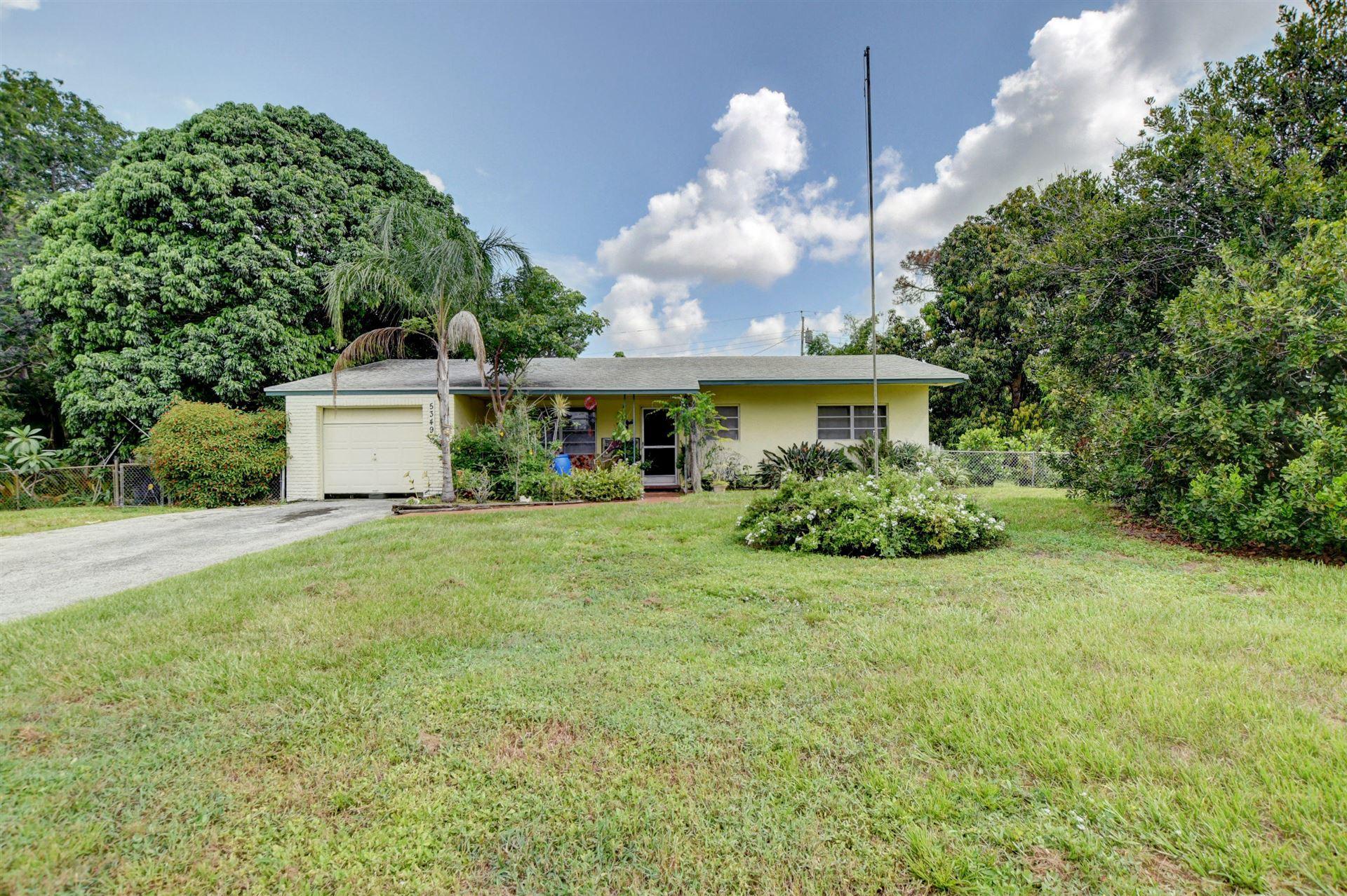 5349 Van Buren Road, Delray Beach, FL 33484 - #: RX-10735363