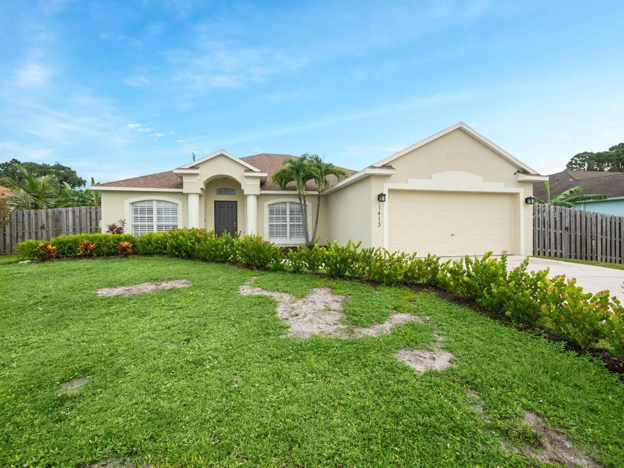 1413 SW Aragon Avenue, Port Saint Lucie, FL 34953 - MLS#: RX-10744363