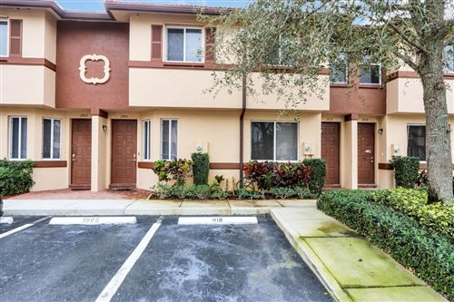 Photo of 1905 Hibiscus Lane, Riviera Beach, FL 33404 (MLS # RX-10592364)