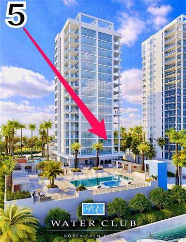 Foto de inmueble con direccion 3 Water Club Way #501 North Palm Beach FL 33408 con MLS RX-10631364