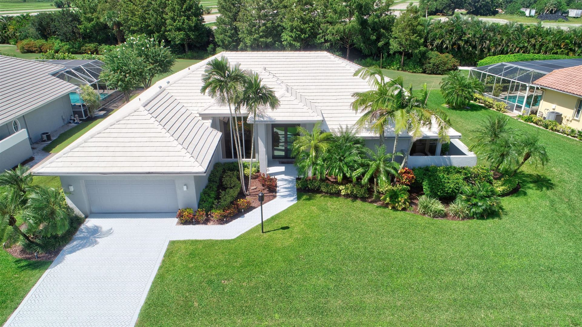 Photo for 10446 Stonebridge Boulevard, Boca Raton, FL 33498 (MLS # RX-10560364)