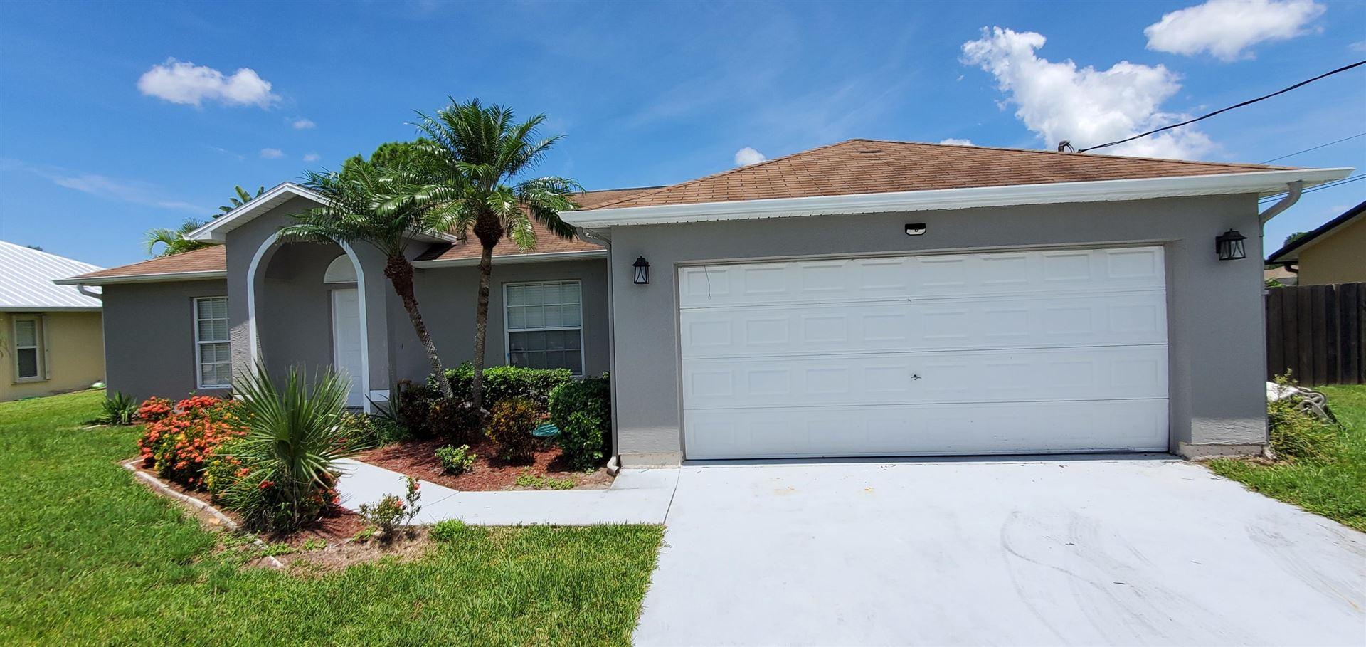 6125 E Deville Circle NW, Port Saint Lucie, FL 34986 - #: RX-10642364