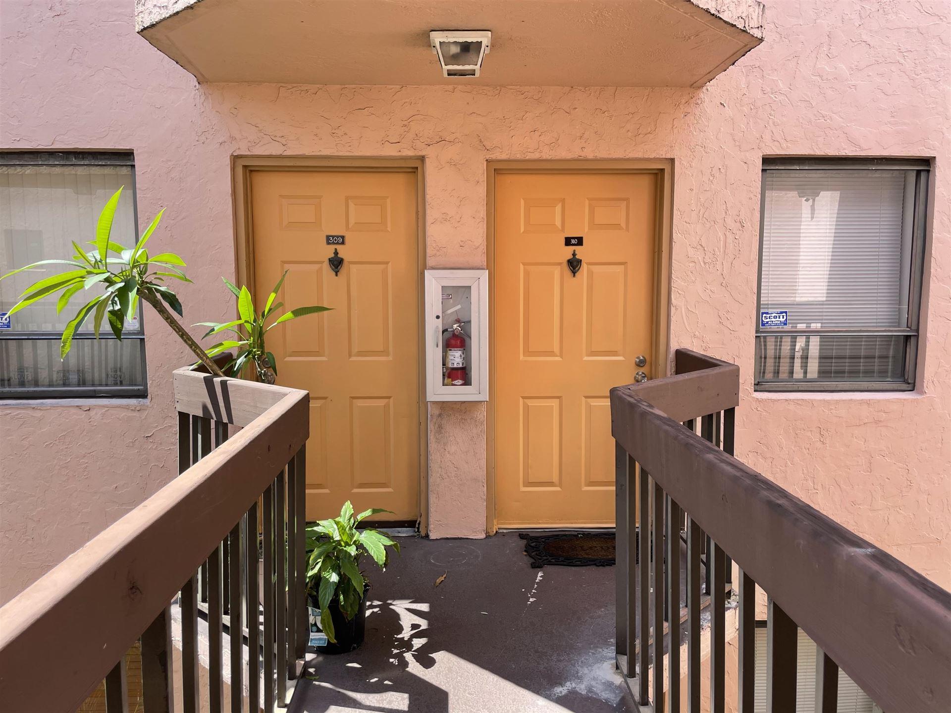 1880 N Congress Avenue #310, West Palm Beach, FL 33401 - MLS#: RX-10714364