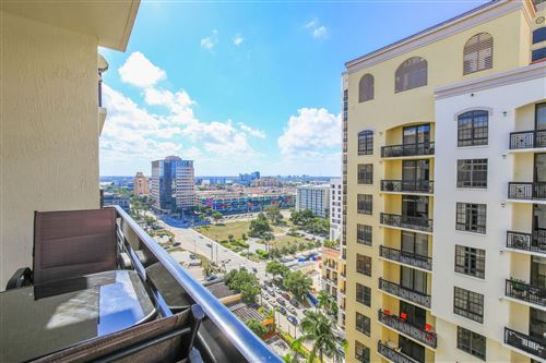 Photo of 801 S Olive Avenue #1521, West Palm Beach, FL 33401 (MLS # RX-10535365)
