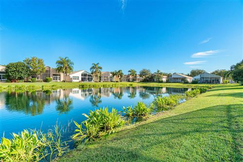 Photo of 7041 Bent Menorca Drive, Delray Beach, FL 33446 (MLS # RX-10595365)