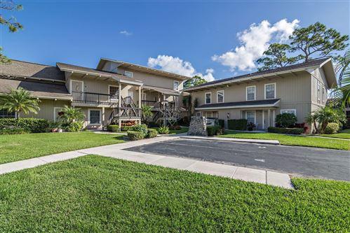 Photo of 9179 SE Riverfront Terrace #F, Tequesta, FL 33469 (MLS # RX-10638365)