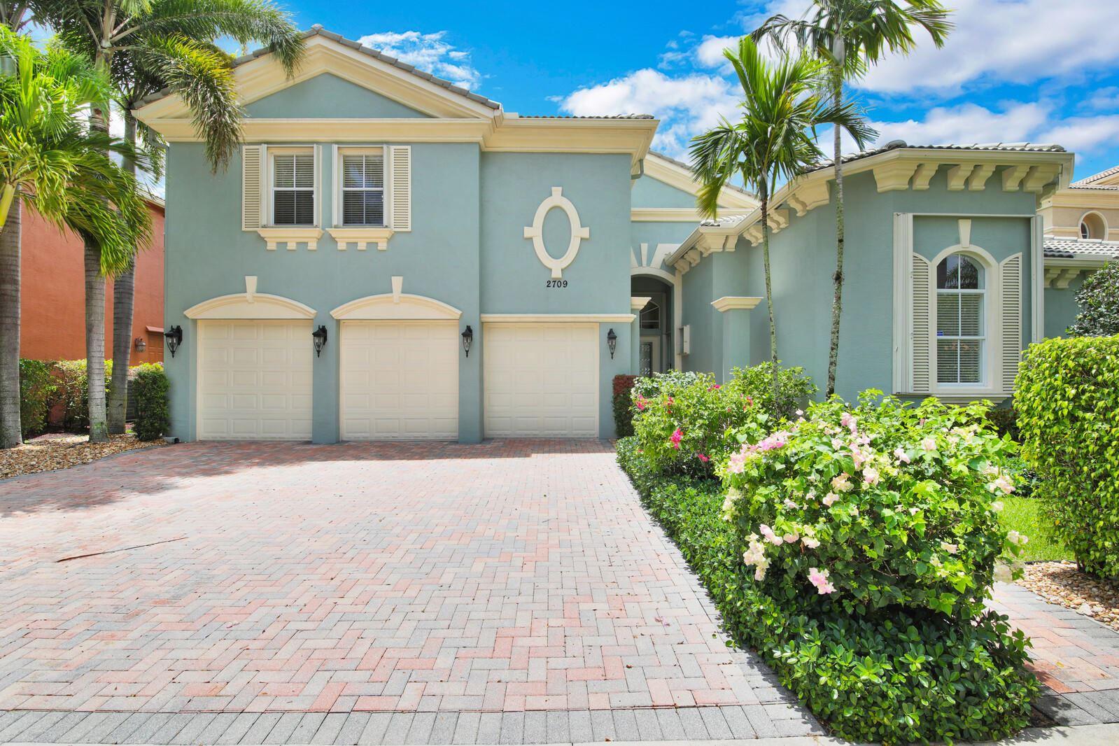 2709 Treanor Terrace, Wellington, FL 33414 - #: RX-10715365
