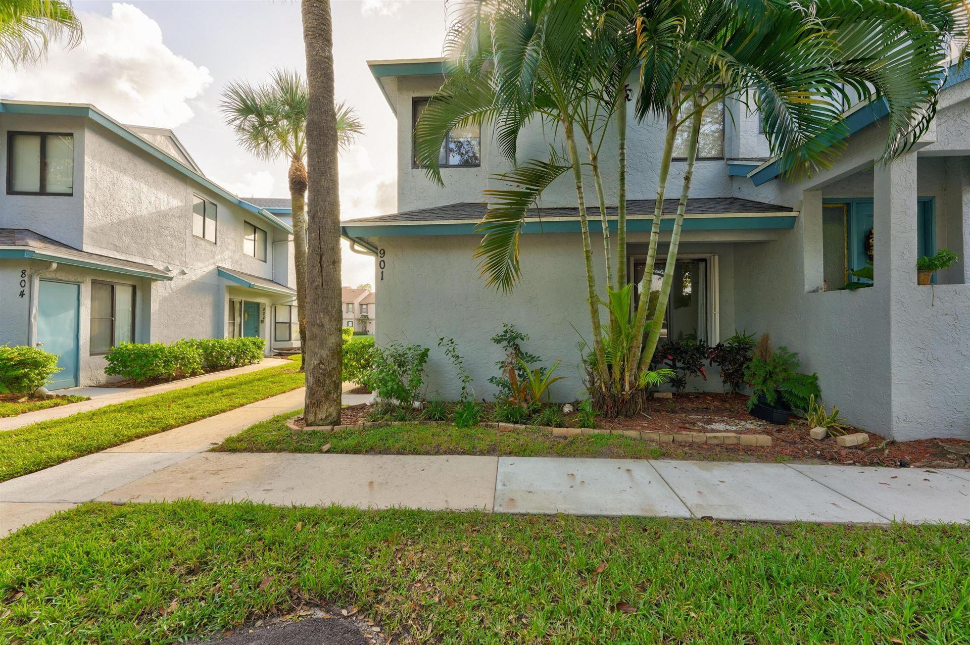 901 Harbour Pointe Way, Greenacres, FL 33413 - MLS#: RX-10741365